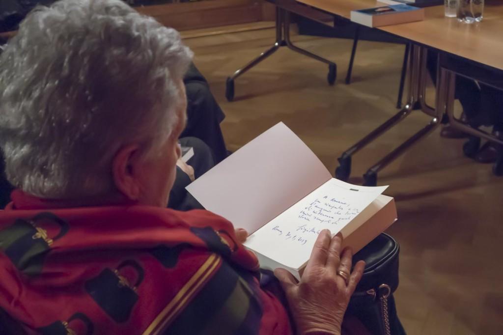 """Giorgio Rosso Cicogna presenta a Roma il suo libro, """"Oltre Trieste"""" storie di famiglia e di vita vissuta (un secolo attraverso molte frontiere)"""