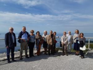 25 Gruppo dei partecipanti a Monte Grisa